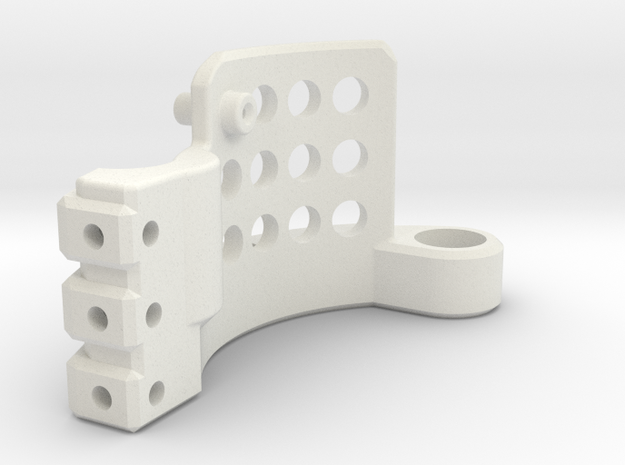 Graflex GMM Chassis - Part11 - Crystal Stabilizer in White Natural Versatile Plastic