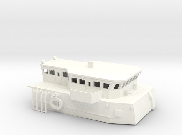 HMCS Kingston, Superstructure (1:96, static / RC)