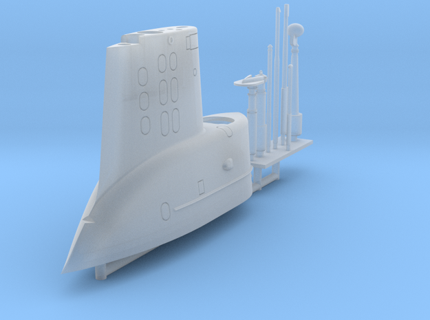 GUPPY Portsmouth Sail, 1/350 in Smooth Fine Detail Plastic