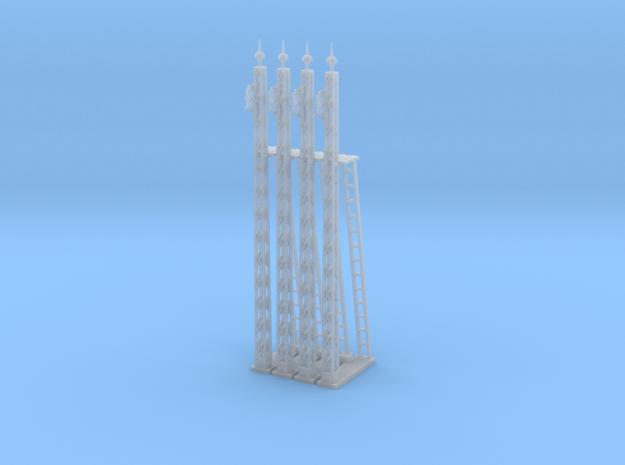 sg87-lswr-lattice-signal-x4 in Smooth Fine Detail Plastic