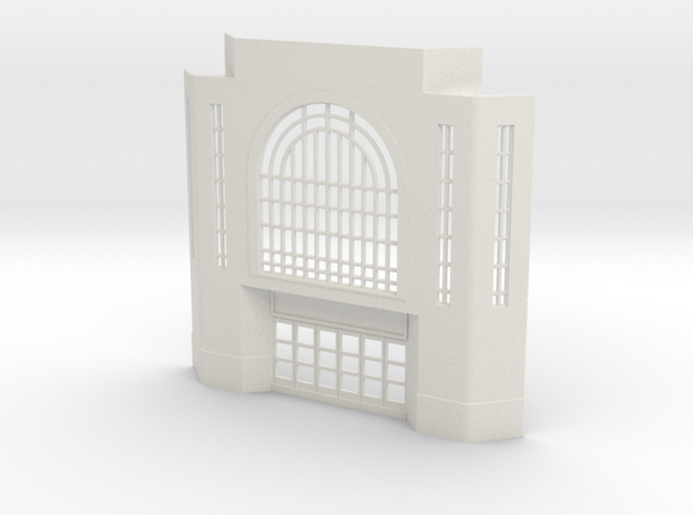 z-87-cinema-rendered-low-relief in White Natural Versatile Plastic