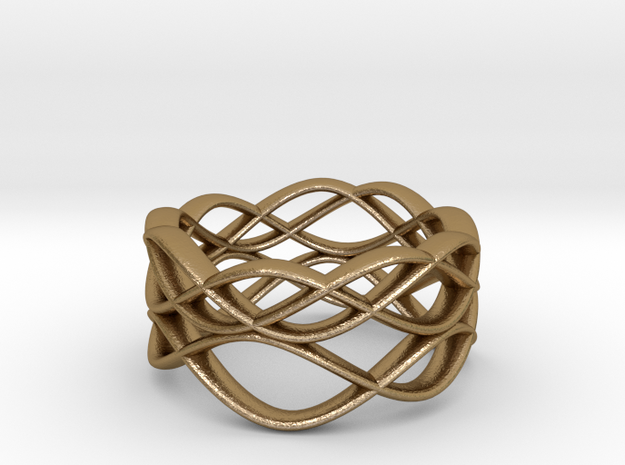 Skaters Ring 3d printed