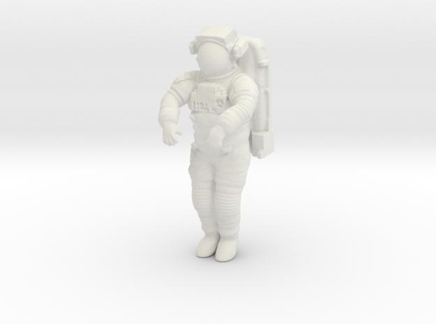 NASA Astronaut / CANADARM Position  (1:72) in White Strong & Flexible
