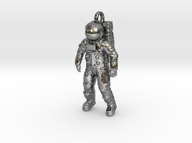 Apollo Astronaut / 50 mm 3d printed