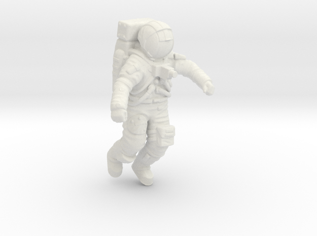 Apollo Astronaut Lunar Jumper 1:32 in White Strong & Flexible