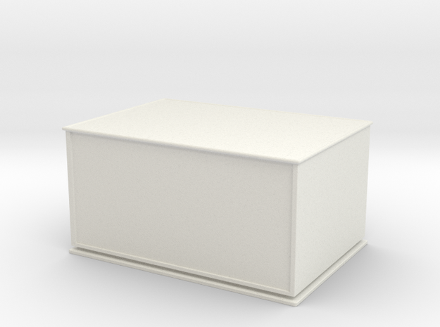 AAP LD-9 Air Container 1/64 in White Natural Versatile Plastic