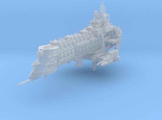 Acorazado clase Emperador  in Smooth Fine Detail Plastic