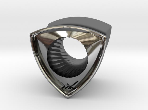 Kiuno ear plug 12 By Jielt Gregoire 3d printed