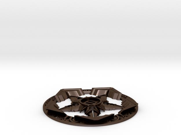 Riven Pentacle 3d printed