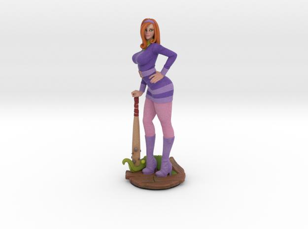 Daphne V1 color in Natural Full Color Sandstone