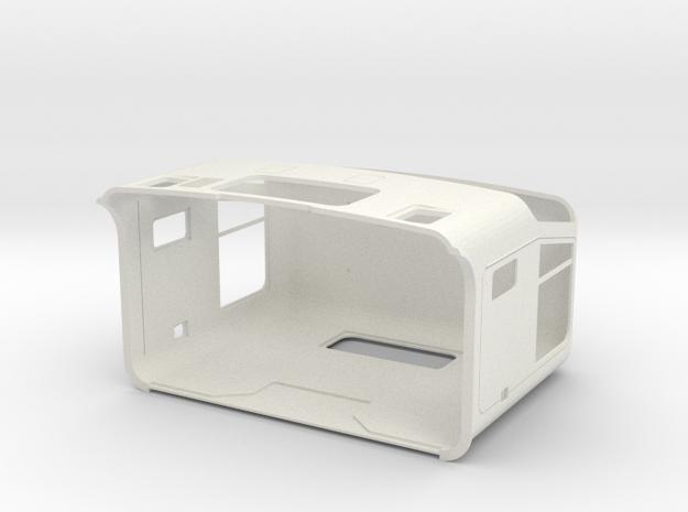 "GMC Astro 95 Day Cab (54"" BBC) in White Natural Versatile Plastic"