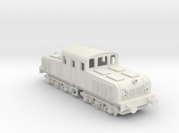 FCU L151-153  in H0 in White Natural Versatile Plastic