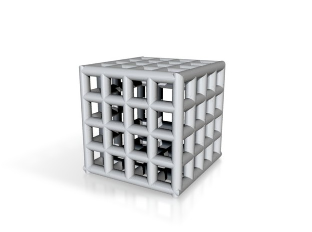 Small cage II 3d printed