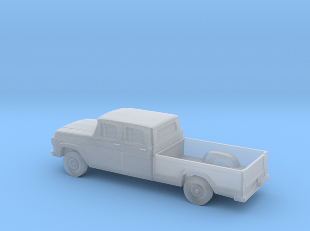 1/72 1959 Ford F250 Crew Cab in Smooth Fine Detail Plastic