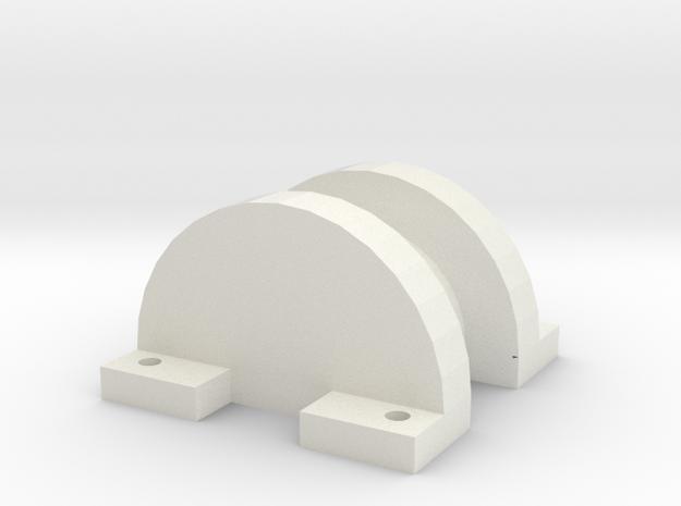 20200712CushionGuideMediumCut02 in White Natural Versatile Plastic