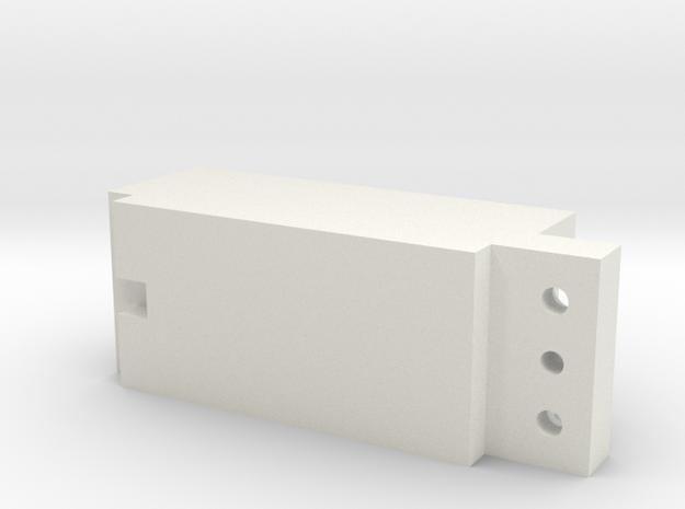 Genesis GP38-2/40-2/50 Enclosure in White Natural Versatile Plastic
