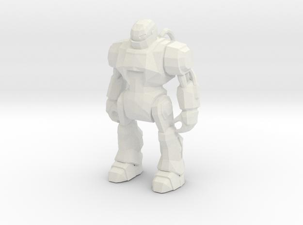 Monster Evil Robot 1-87 Scale 3d printed