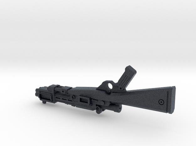 "PRHI Star Wars TL-50 Heavy Repeater 3 3/4"" Scale in Black PA12"