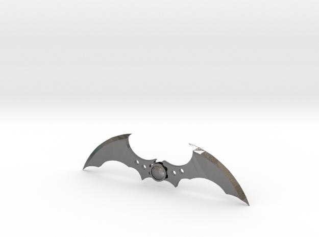 Arkham Asylum Batarang 3d printed