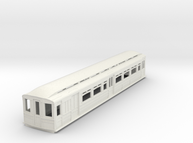 o-87-metropolitan-1905-no32-motor-coach in White Natural Versatile Plastic