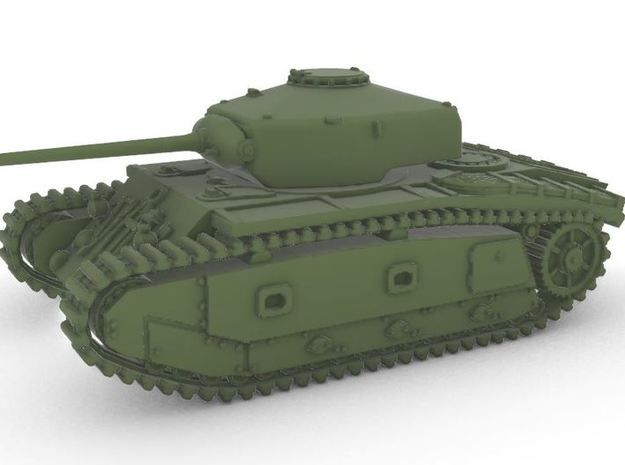 1/200 ARL-44 ACL-1 in Smooth Fine Detail Plastic
