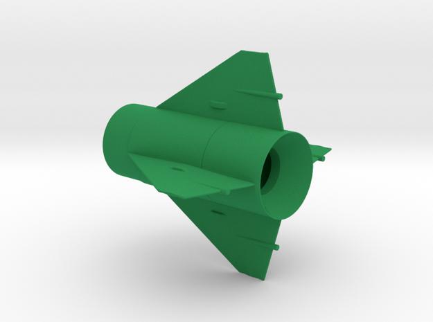 Little John Fin Unit BT50 for 13mm motors 3d printed