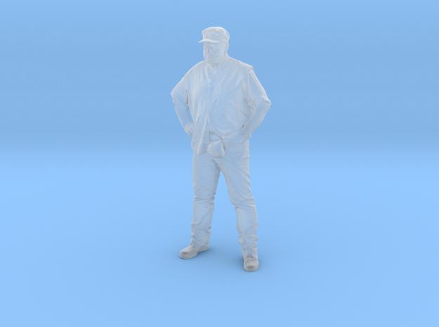 Raftsman 5 in Smooth Fine Detail Plastic: 1:75