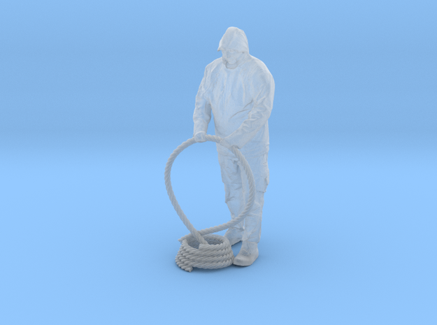 Jirko C rope in Smooth Fine Detail Plastic: 1:75