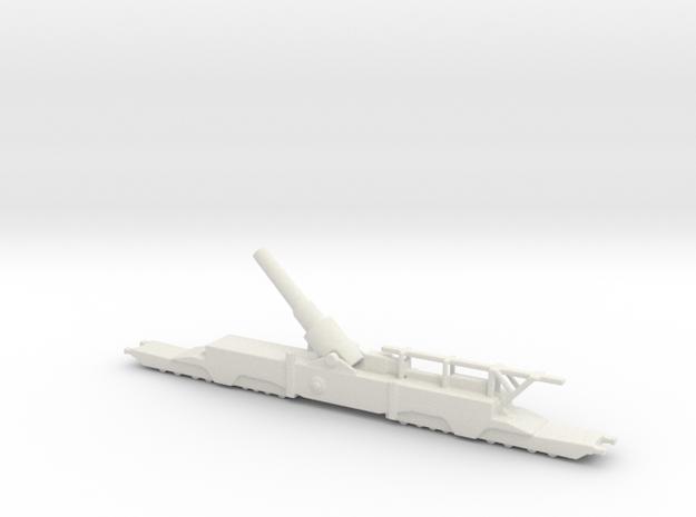 Obusier de 520 modèle 1916 1/144 u in White Natural Versatile Plastic
