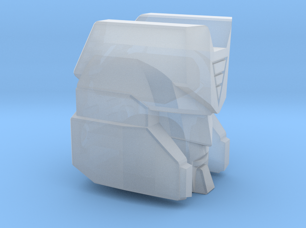 Dark Jet head for Combiner Wars/POTP multiple size