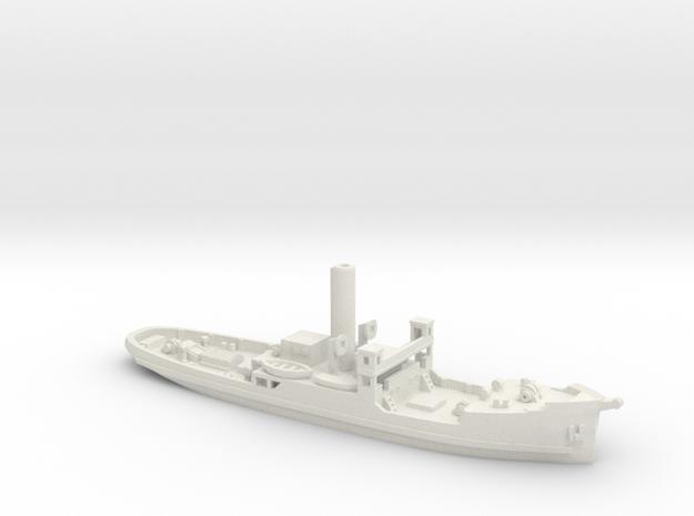 Iroise 1:400 in White Natural Versatile Plastic