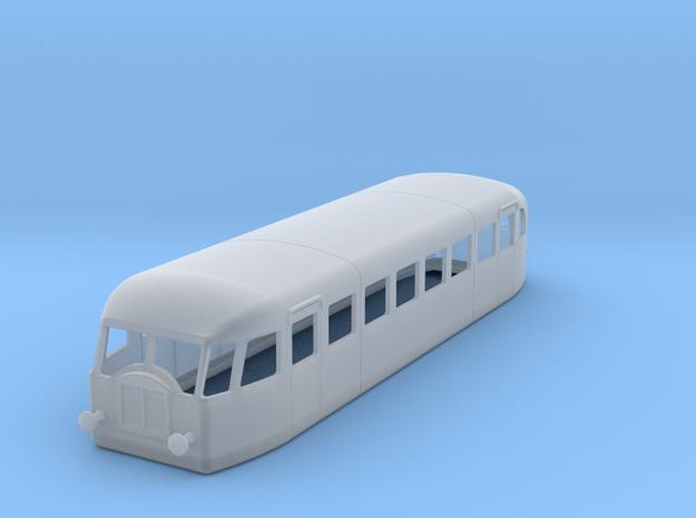 d-160fs-verney-scf2-autorail in Smooth Fine Detail Plastic
