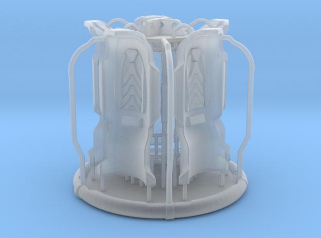 Transfer Basket Typ B in Smooth Fine Detail Plastic: 1:75