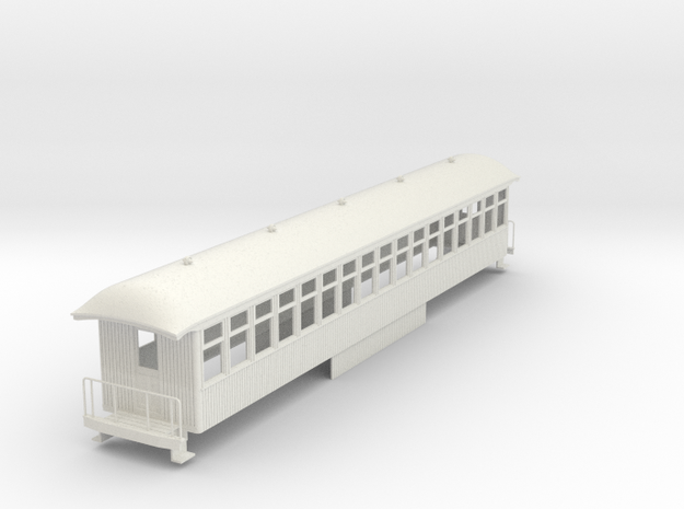 a-32-barnum-bailey-gsoe-sleeper-car in White Natural Versatile Plastic