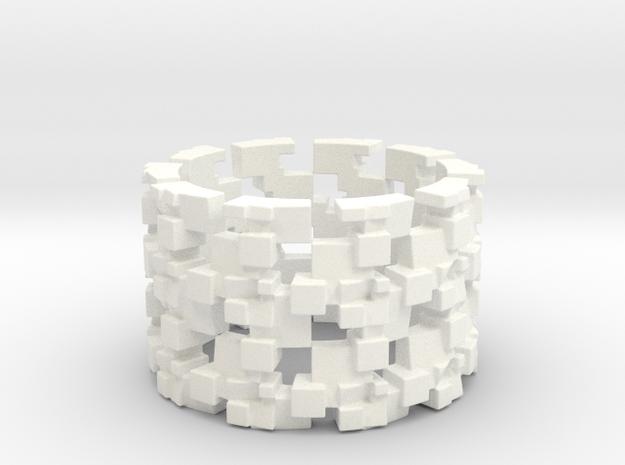 Grinder Ring Size 12 3d printed