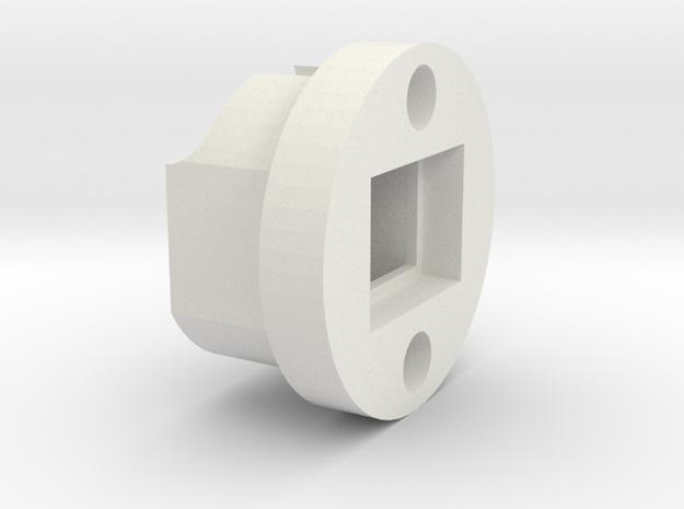 Athearn Genesis SD's 28mm Speaker in White Natural Versatile Plastic
