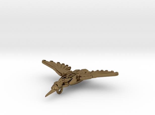 Kingfisher 3d printed