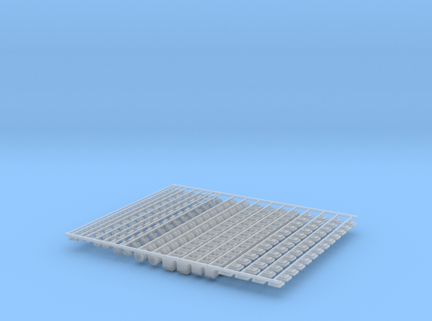 1.6bu Air DF Small Pieces (26) in Smooth Fine Detail Plastic
