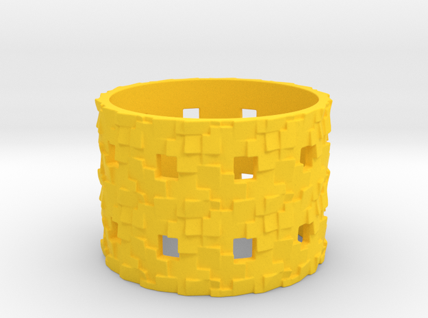 Puzzle Box Ring Size 12 3d printed