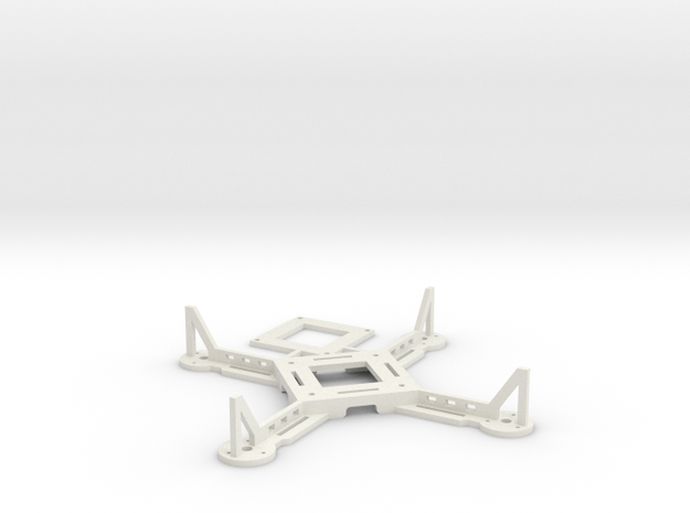 Pkbn81qivl91hnl3u4oe6dgbr2 45608999.stl in White Strong & Flexible