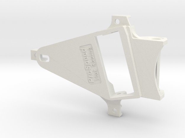 PSNS00903 motor mount f NSR chassis Babyking OF1.2 in White Natural Versatile Plastic