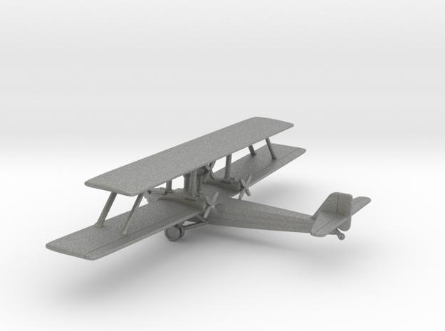 Caproni Ca.90 in Gray PA12: 1:500