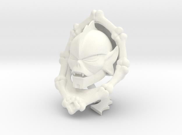 Horde Leader Sculpture