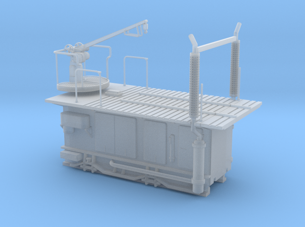 Leopold Gun Auxiliary Generator in Smoothest Fine Detail Plastic