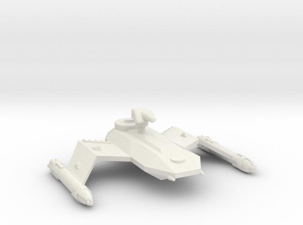 3125 Scale Borak Destroyer Leader (DDL) CVN in White Natural Versatile Plastic