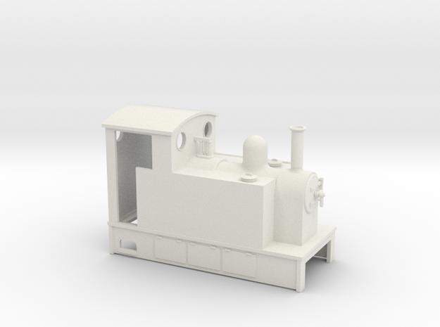 009 Side Tank loco 3d printed