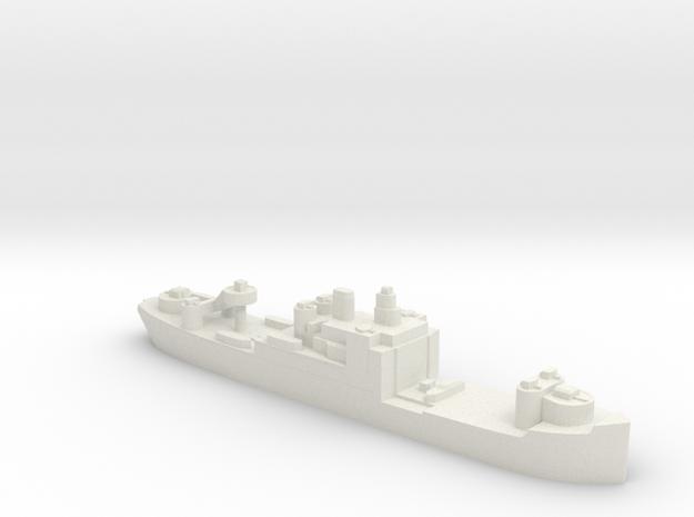 German Sperrbrecher 24 WW2 1:1800 VersPls in White Natural Versatile Plastic