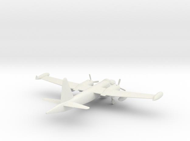 Lockheed Neptune - 1:144 scale in White Natural Versatile Plastic