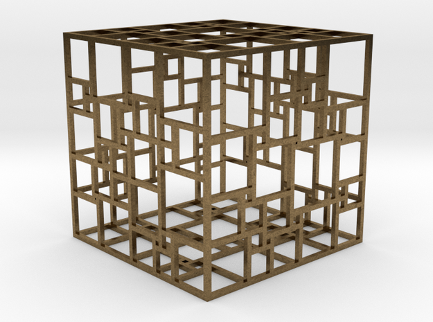 Cage3 in Natural Bronze