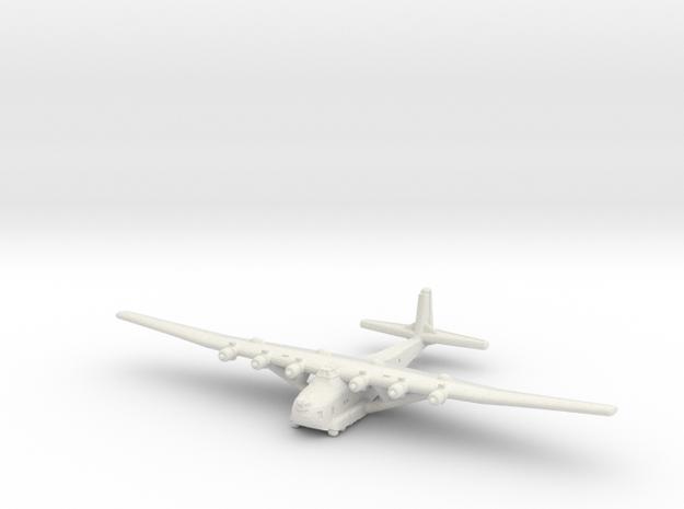 Me-323E2WT  1/100 Scale in White Natural Versatile Plastic